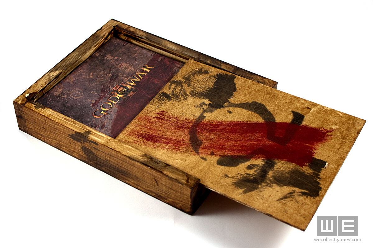 God of War III Press Kit