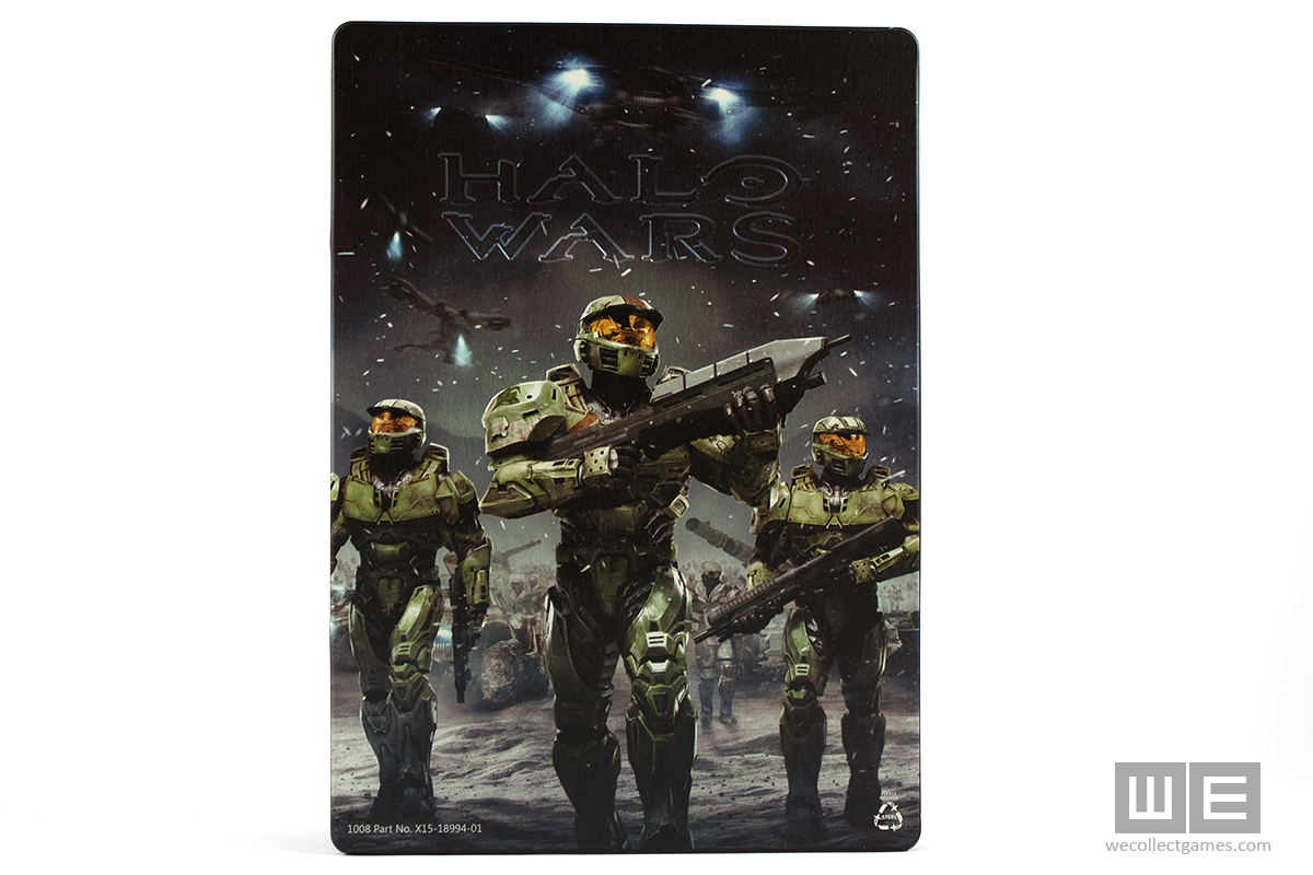 Halo Wars Steelbook