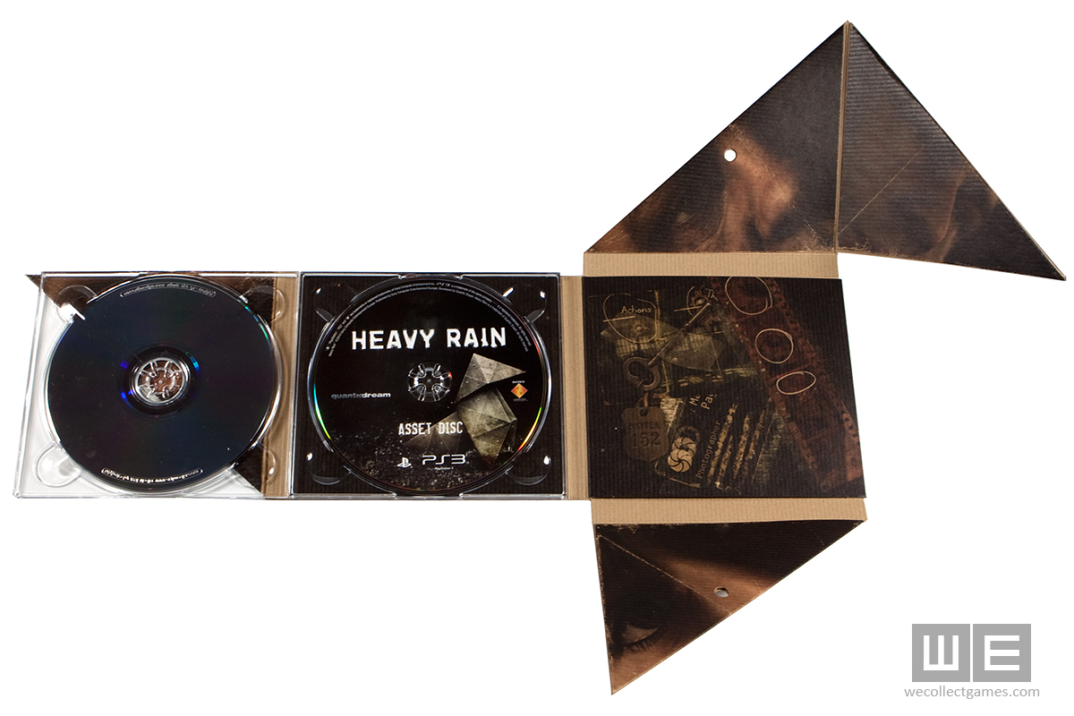 Heavy Rain Press Kit