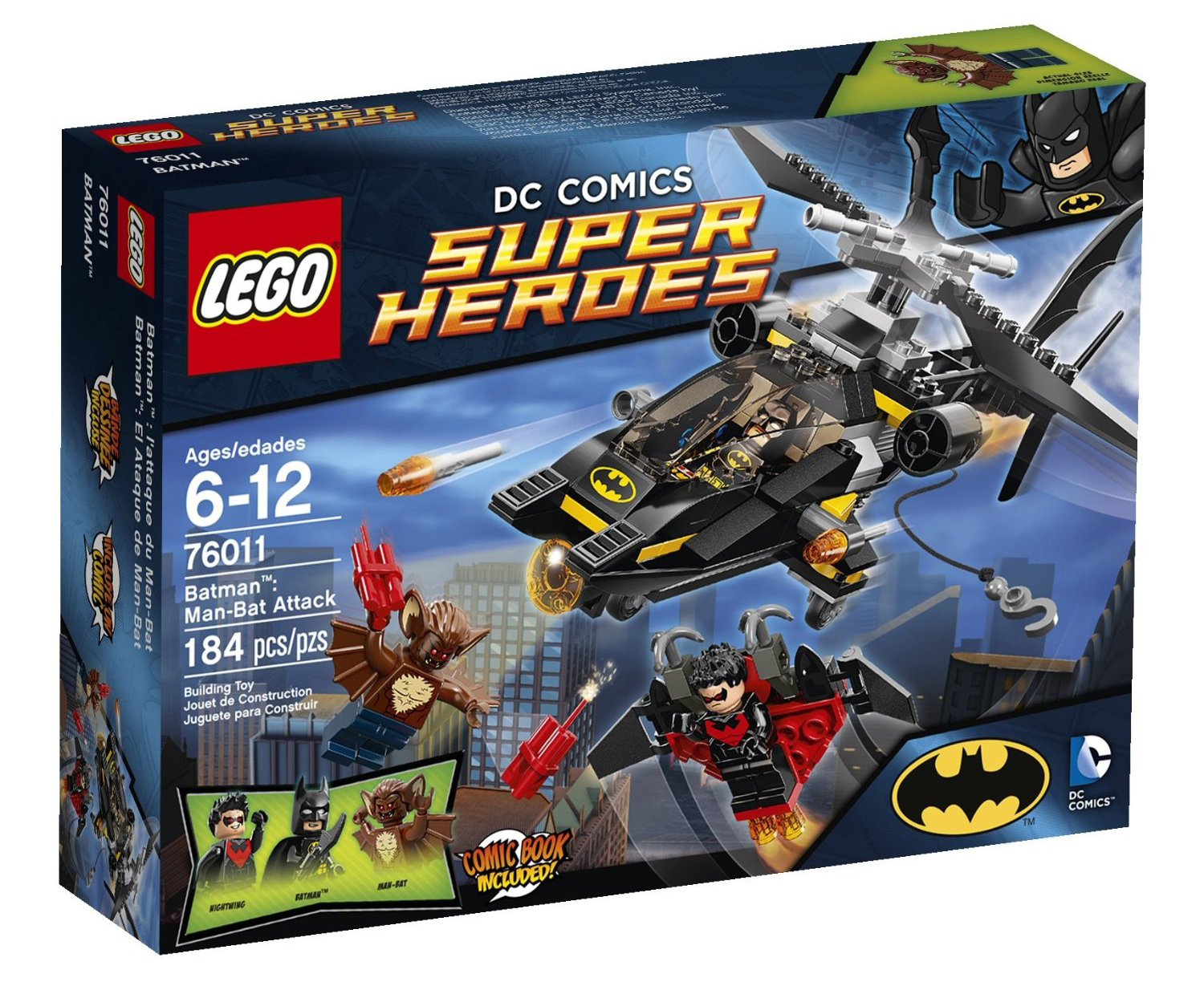 Batman Toys For Kids : Find the perfect batman toys for your children