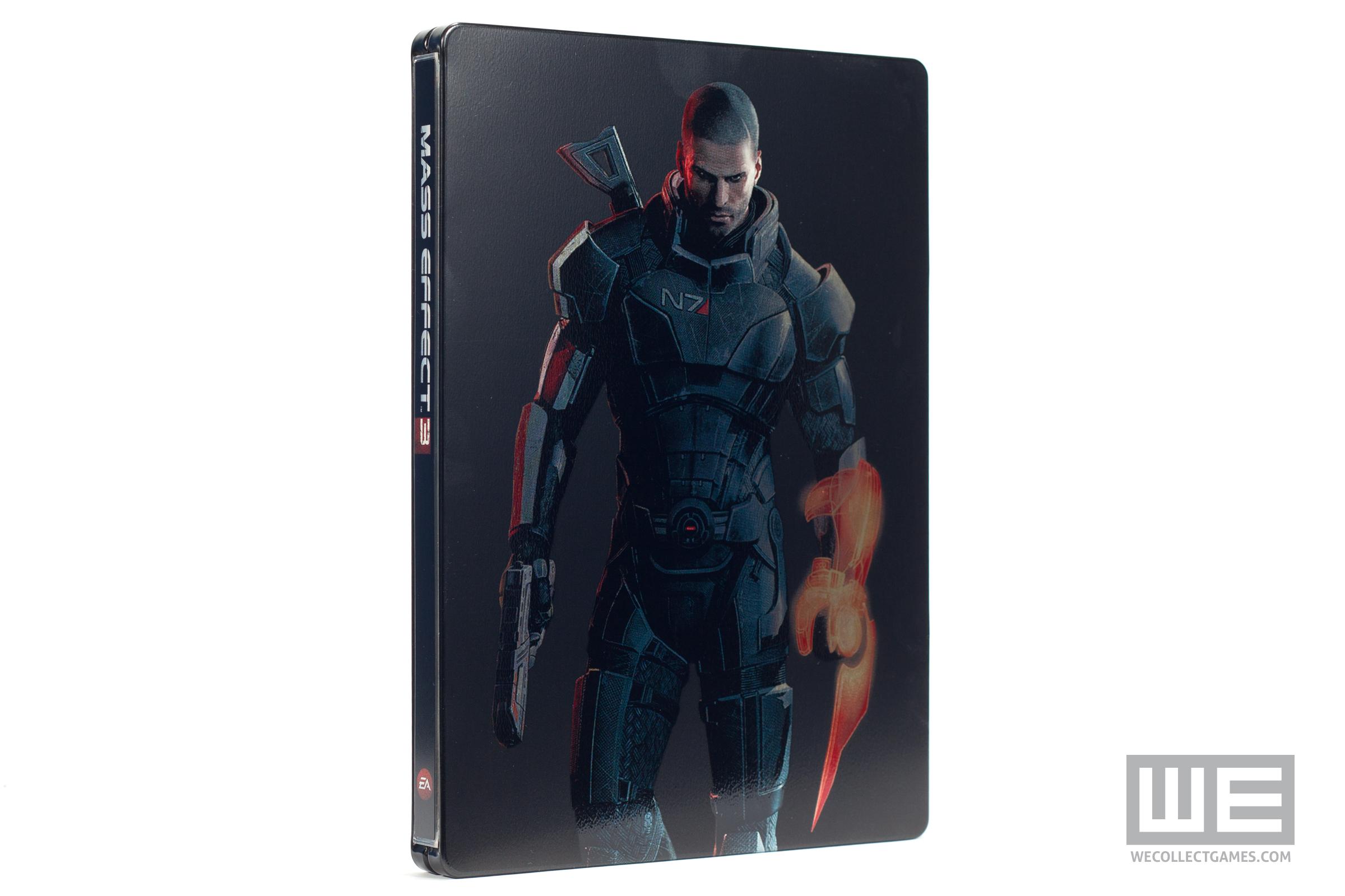 Mass Effect 3 Steelbook