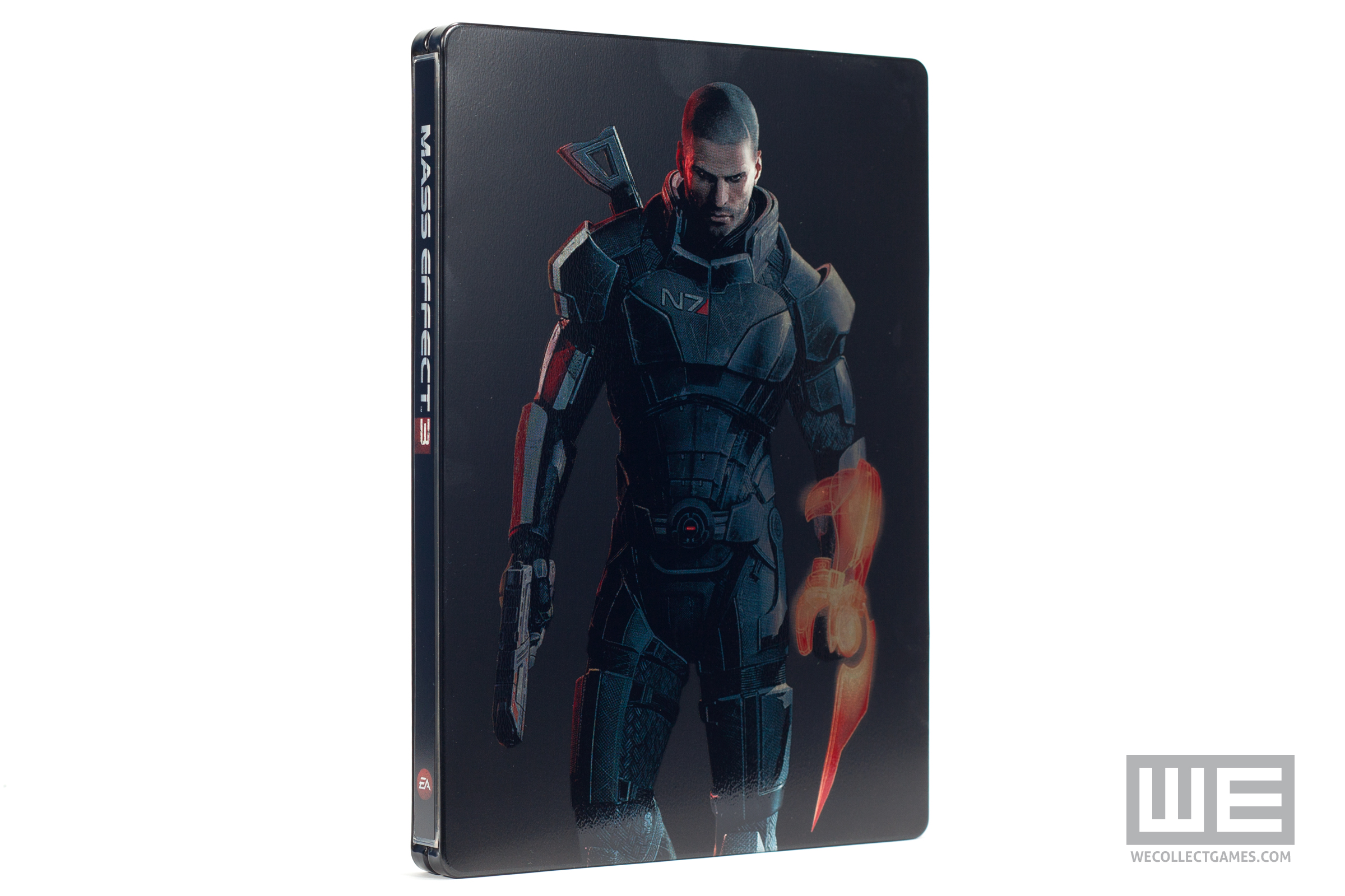 Mass Effect 3 Steelbook