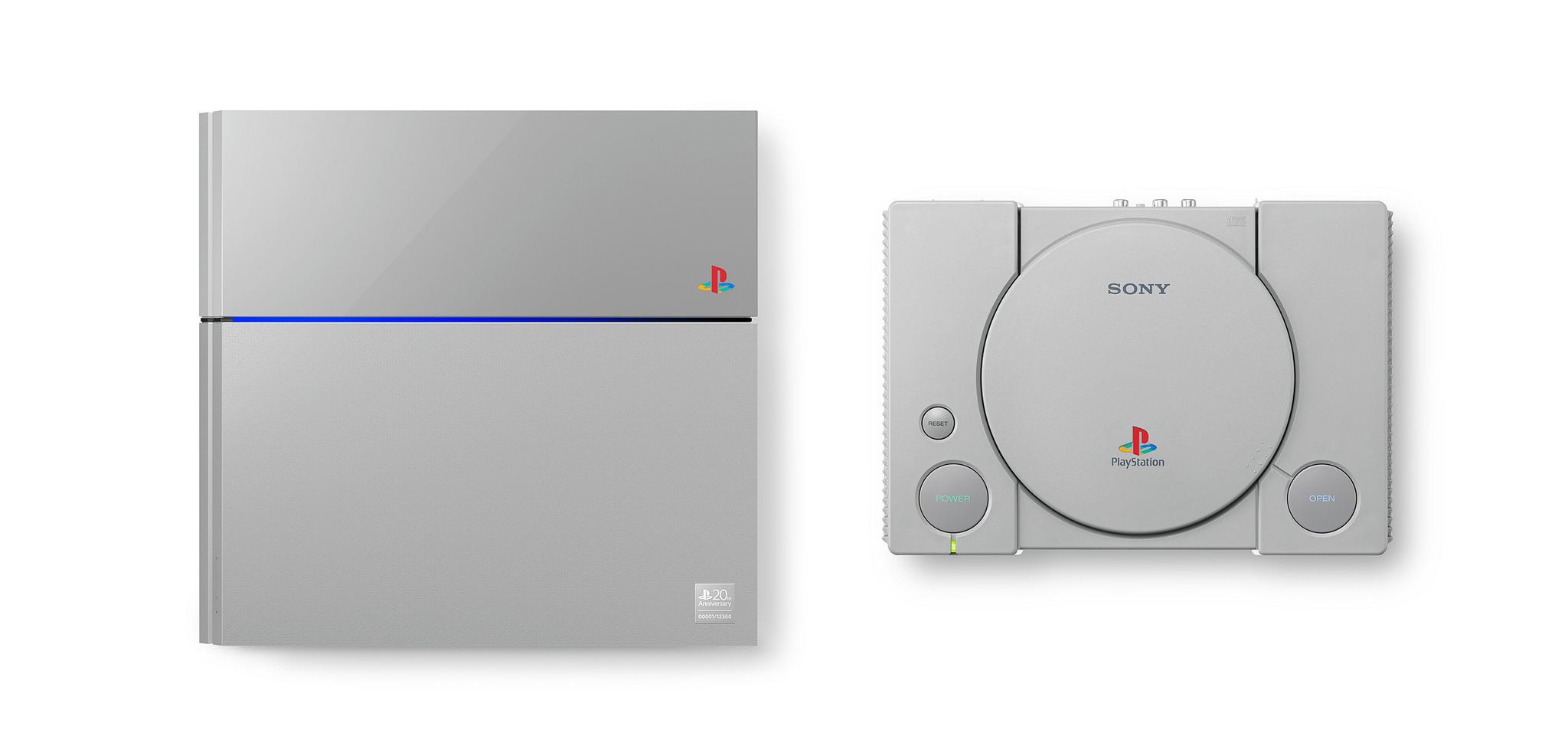 PlayStation 4 20th Anniversary Edition 2