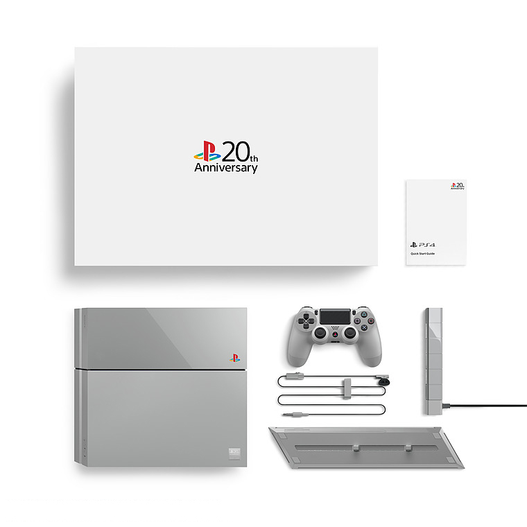PlayStation 4 20th Anniversary Edition 5