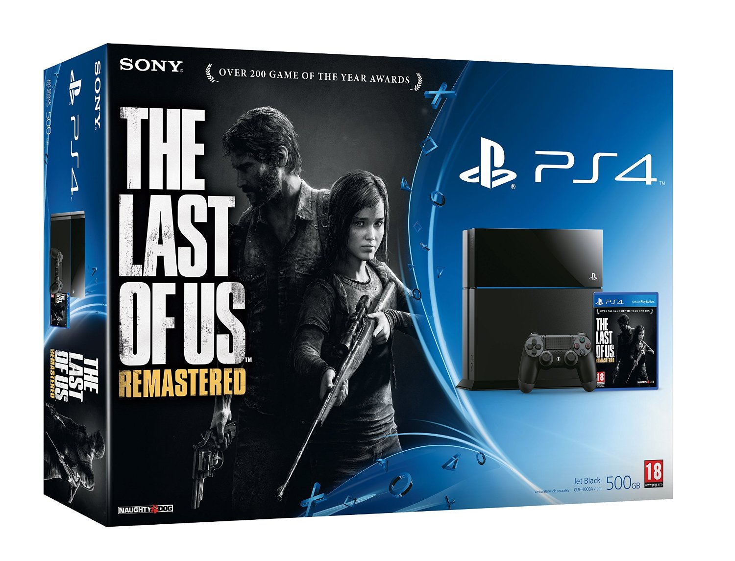 The Last of Us Remastered PlayStation 4 Bundle