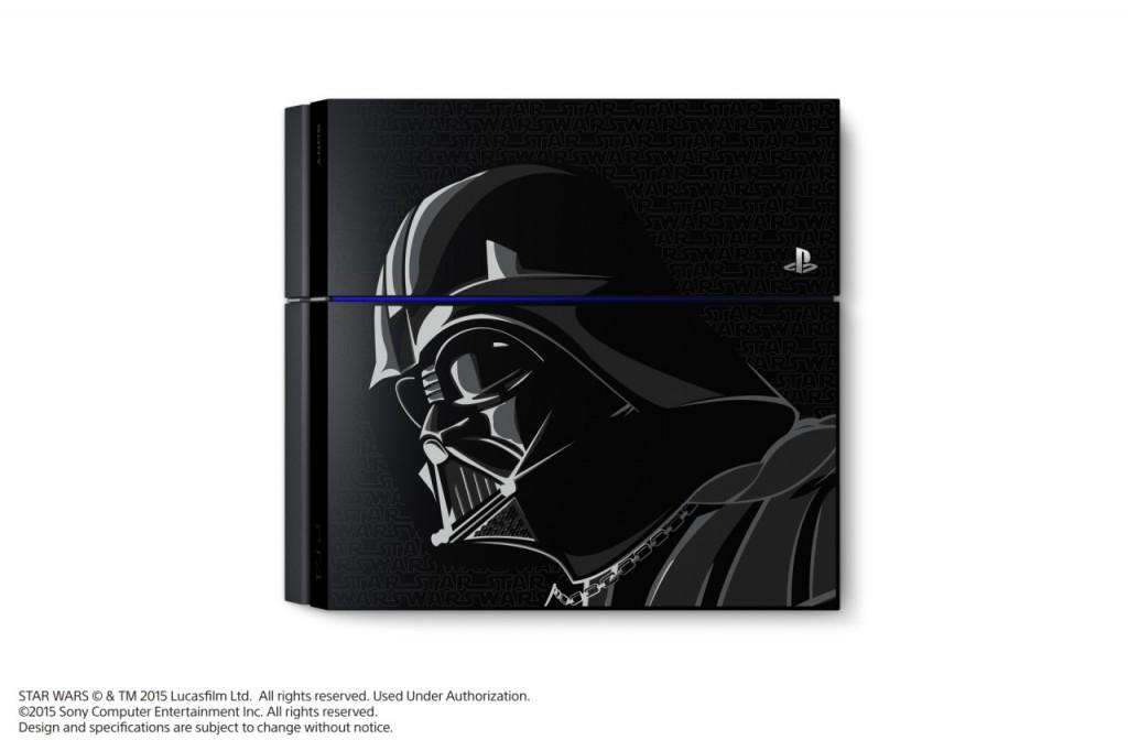PS4 Bundle Limited Edition Star Wars Battlefront