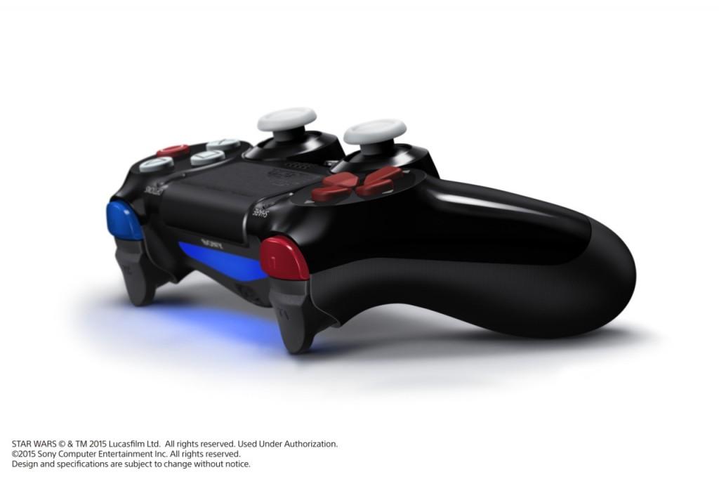 Star Wars Battlefront Dualshock 4 controller
