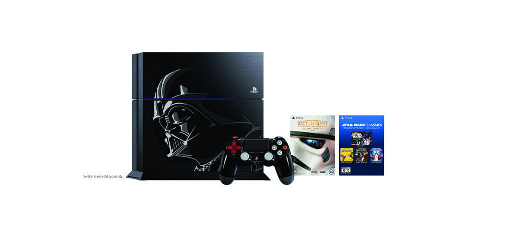 Limited Edition Star Wars Battlefront PlayStation 4 Bundle
