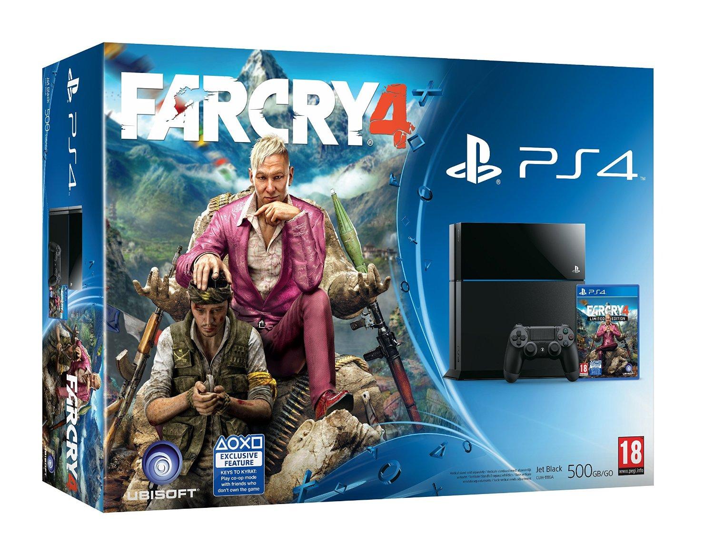 Far Cry 4 PlayStation 4 Bundle