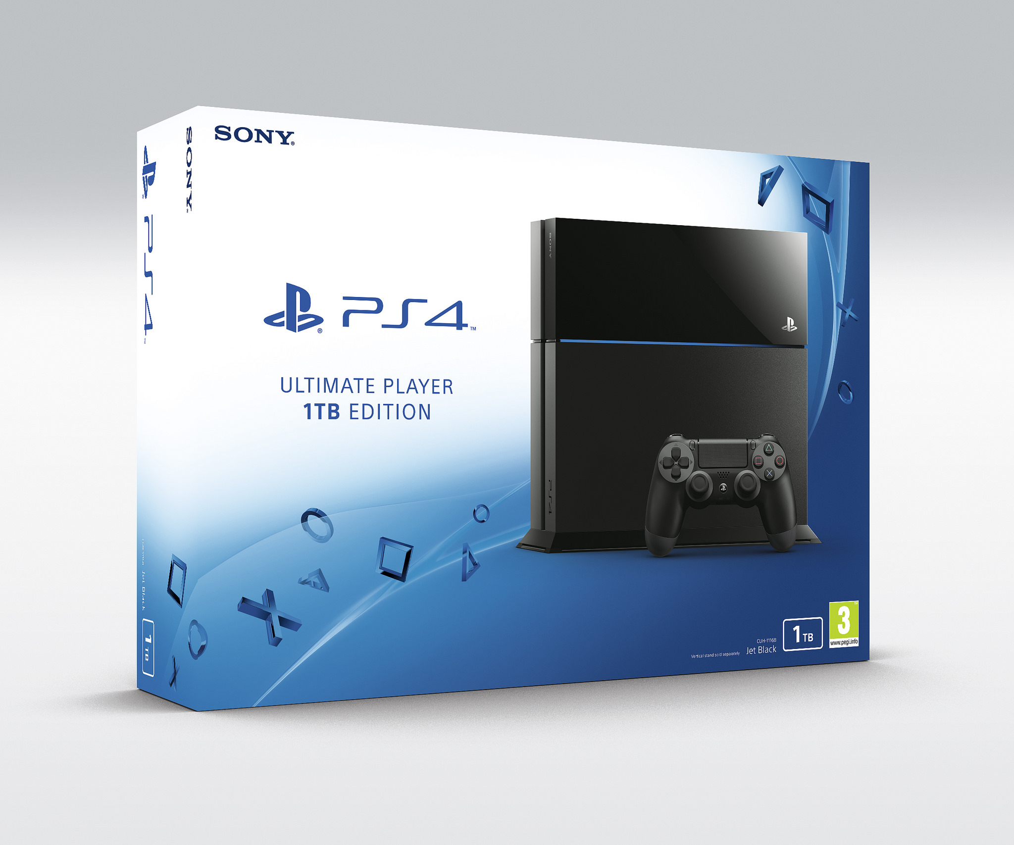 Ultimate Player 1TB Edition PS4 Bundle