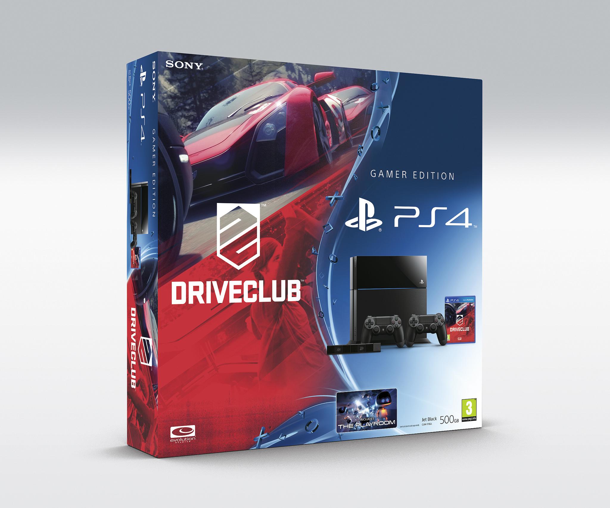 PlayStation 4 Gamer Edition Bundle