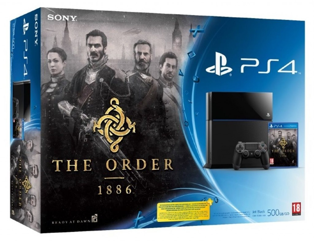 The Order: 1886 PS4 Bundle