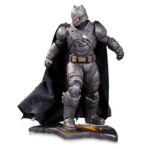Batman v Superman Dawn of Justice Armored Batman Collectible