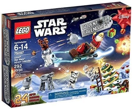 Star Wars-themed LEGO Advent Calendar