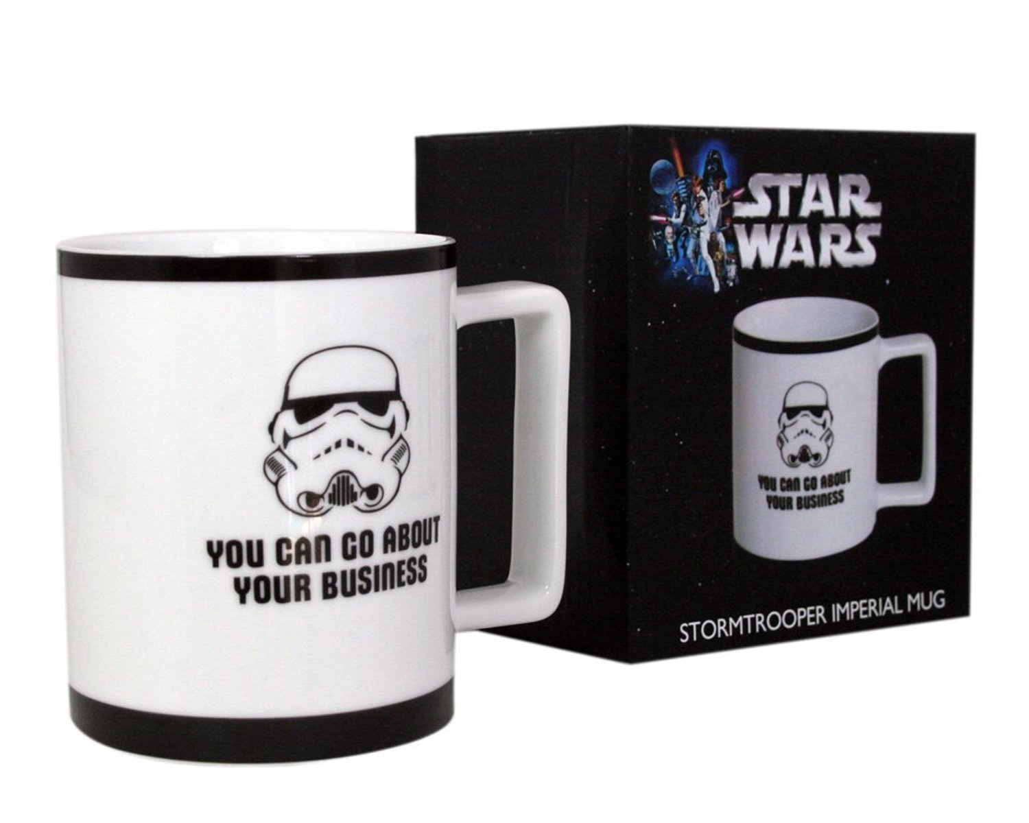 Coffee Mug Star Wars Gift Idea