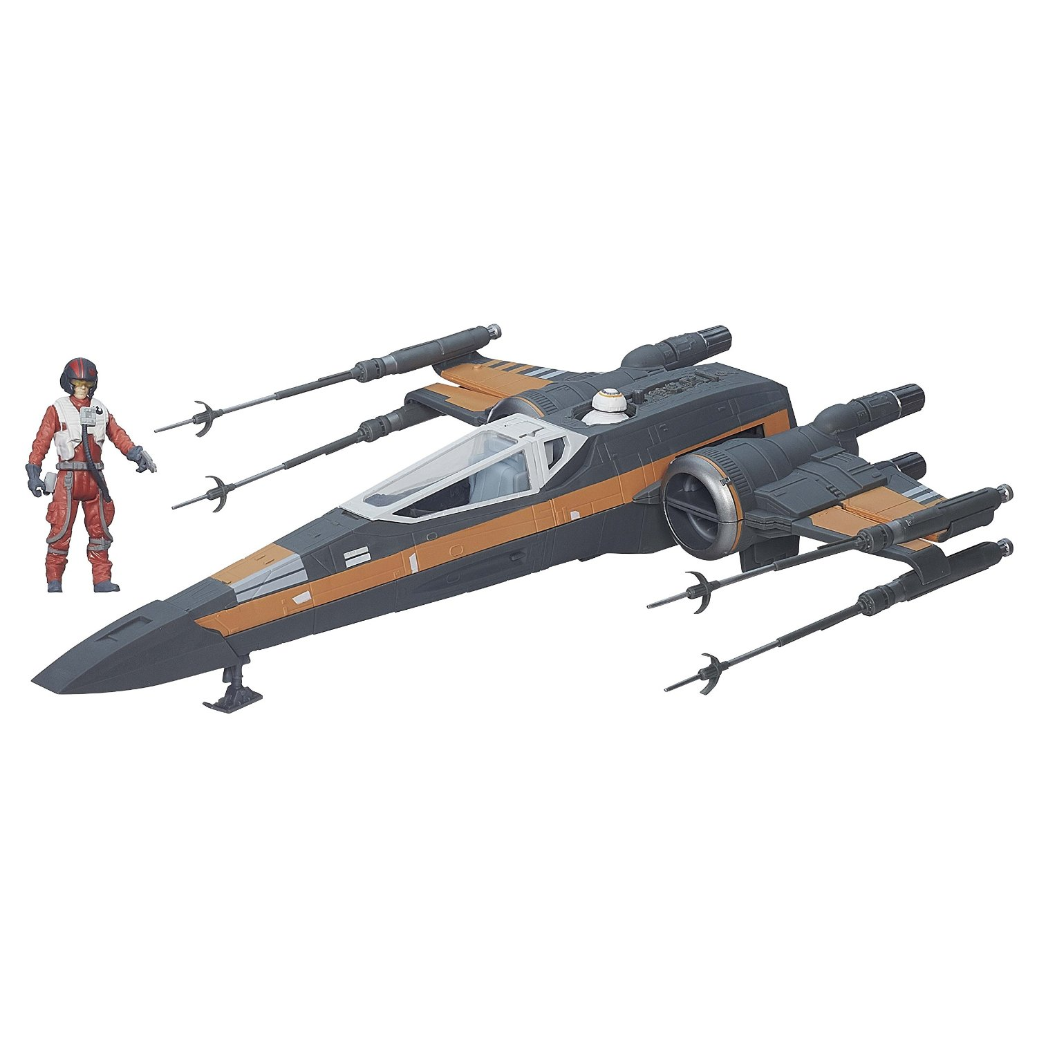 The Force Awakens X-Wing Toy