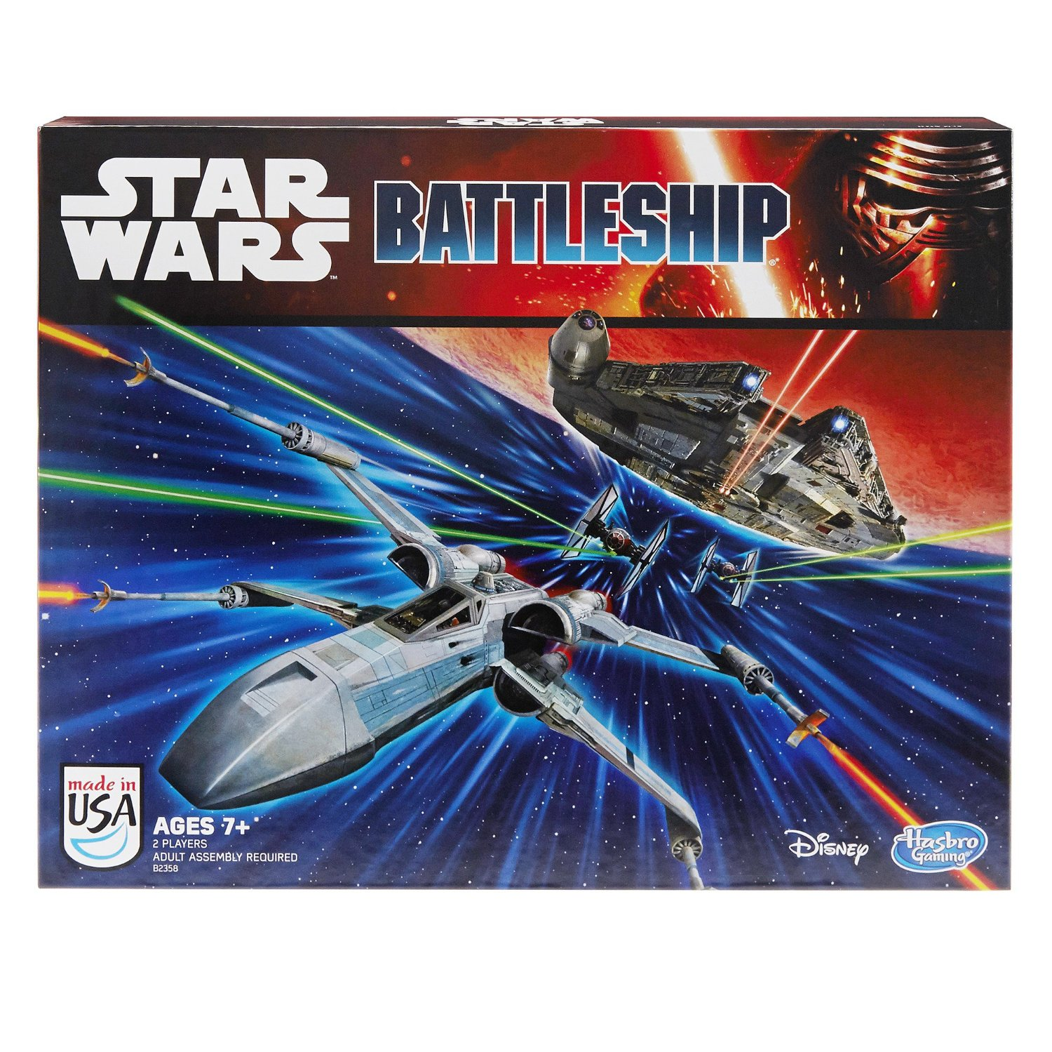 Battleship Star Wars Gift