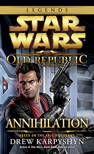 Star Wars Annihilation Book