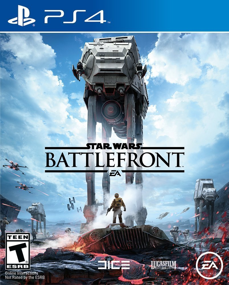 Battlefront Game Star Wars Gift