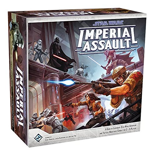 Imperial Assault Board Game Star Wars Gift