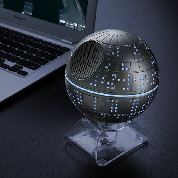 Death Star Themed Bluetooth Speaker