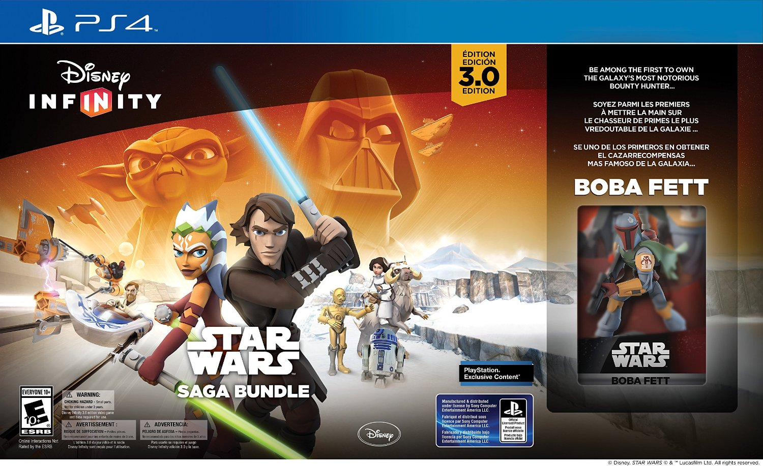 Disney Infinity 3.0 Star Wars Gift