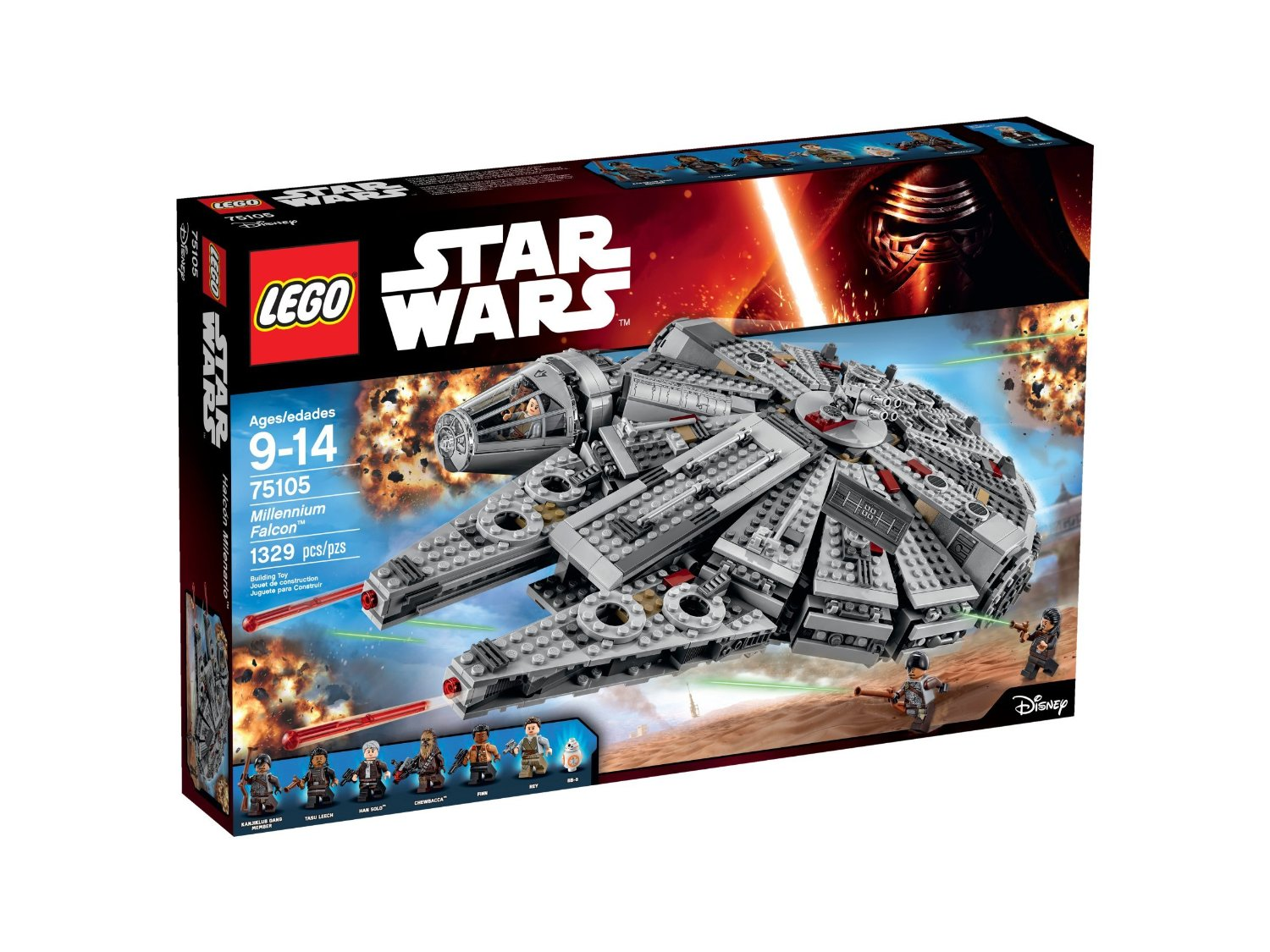 LEGO Star Wars Gift Idea