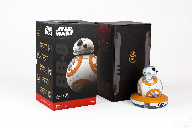 Miniature BB-8 Droid