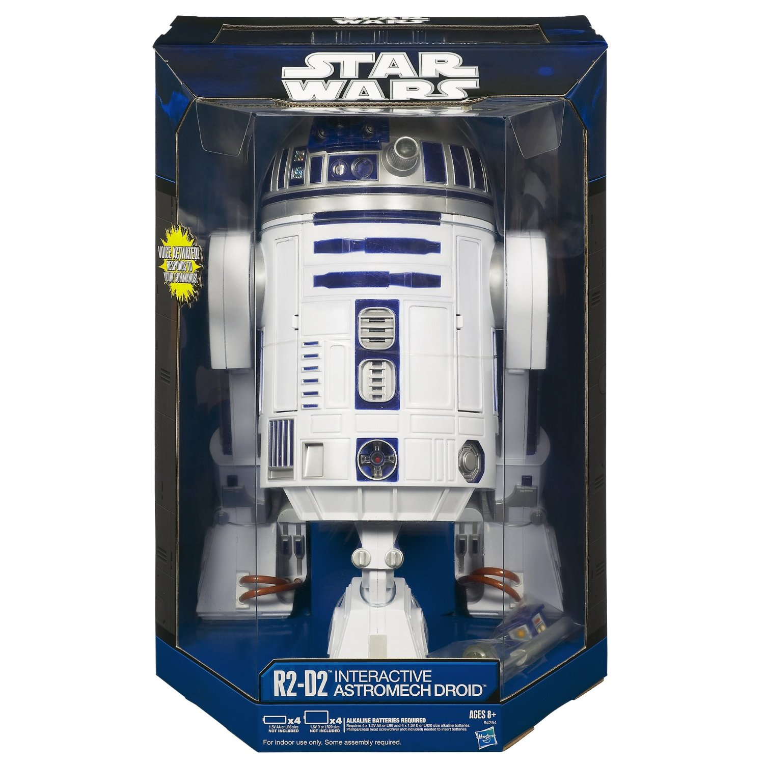 Interactive Star Wars Droid