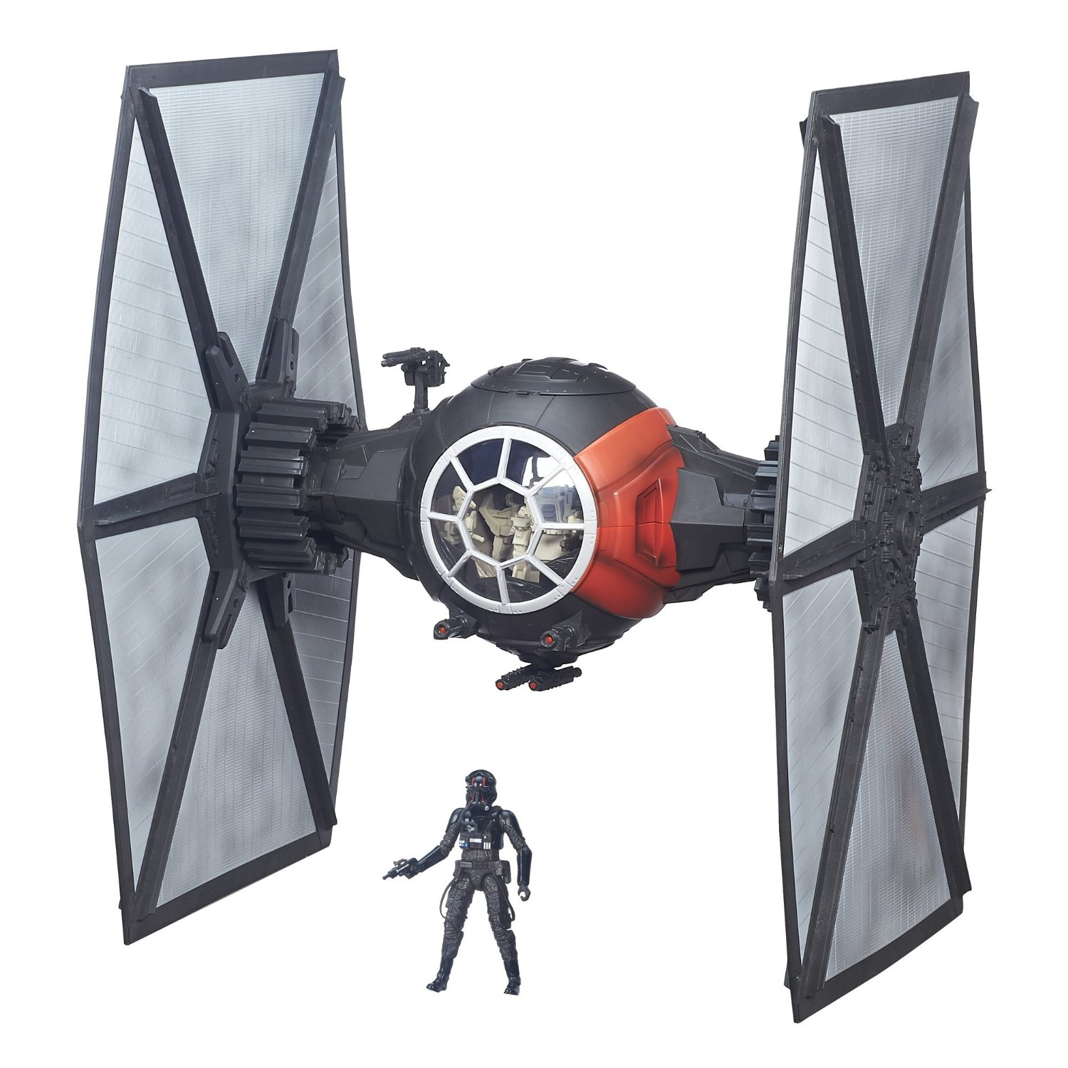 TIE Fighter Toy Plus Figure