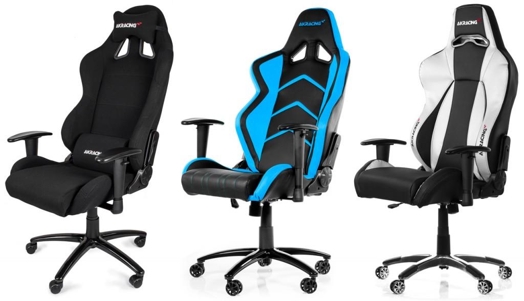 AK Racing Gaming Chairs